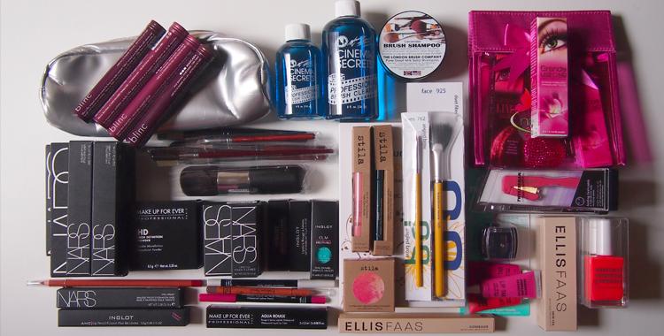 NYC makeup Show 2013, A Dose Of Pretty, www.adoseofpretty.com